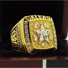 1995 Dallas Cowboys NFL Super bowl Championship Ring 11S Alloy Solid in stock