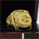 1996 Green bay packers NFL Super bowl Championship Ring Brett Farve HALL OF FAME RING 11S