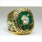 1984 Boston Celtics National Bakstball Championship Ring 10 Size