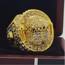 2010 Los Angeles Lakers National Bakstball Championship Ring 10 Size Kobe Name