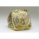 2007 San Antonio Spurs National Bakstball Championship Ring 10 Size Duncan Name
