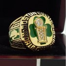 1986 Boston Celtics National Basketball Championship Ring 7-15 Size Copper Solid Engraved Inside
