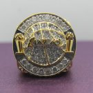 2010 Los Angeles Lakers National Basketball Championship Ring 7-15 Size Copper Engraved Inside