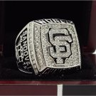 2012 San Francisco Giants MLB World Seires Championship Ring 11S Alloy solid in stock
