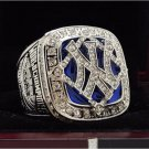 2009 New York Yankee MLB World Seires Championship Ring 7-15 Size Copper Solid Engraved Inside