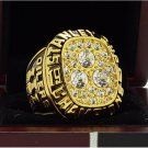 1987 Edmonton Oilers NHL Hockey Stanely Cup Championship Ring 11S alloy solid in stock