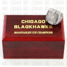 2010 Chicago Blackhawks Stanley Cup Championship Ring Hockey League With High Quality Wooden Box