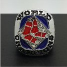 2007 Boston Red Sox MLB World Series Championship Alloy Ring 11 Size For 'Ortiz' Fans Gift