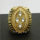1993 Dallas Cowboys Football Super Bowl World Championship Ring 11Size 'Thornton' Fans  Back Gift