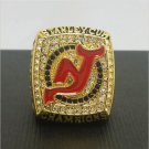 2003 New Jersey Devils Stanley Cup Championship Ring NHL Hockey Ring 11 Size BRODEUR Fans Gift