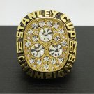 1987 Edmonton Oilers Stanley Cup Championship Ring NHL Hockey Ring 11 Size Gretzky Fans Gift