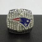 2001 New England Patriots Football Super Bowl World Championship Ring 11Size 'Brady'