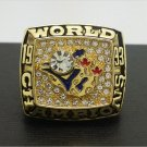 Solid 1993 Toronto Blue Jays MLB World Series Championship Alloy Ring 11 Size For 'Carter' Fans Gift