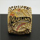 2003 Florida Marlins MLB World Series Championship Alloy Ring 11 Size For 'Beckett' Fans Gift