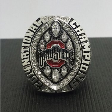 2014 2015 Ohio State Buckeyes National College Football Playoff Championship Ring 11 Size
