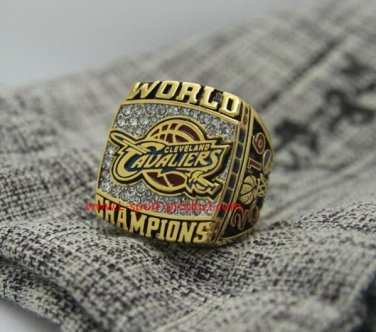 2016 Cleveland Cavaliers National Basketball Championship Ring 9 Size Christmas gift