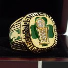 1986 Boston Celtics basketball world championship Ring 14 S copper  back ingraved inside for BIRD