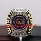 2016 the Chicago cubs baseball championship ring size 7- 15 high quality solid brass ring