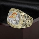 1998 Denver Broncos NFL Super Bowl FOOTBALL Championship Ring 10-13 size