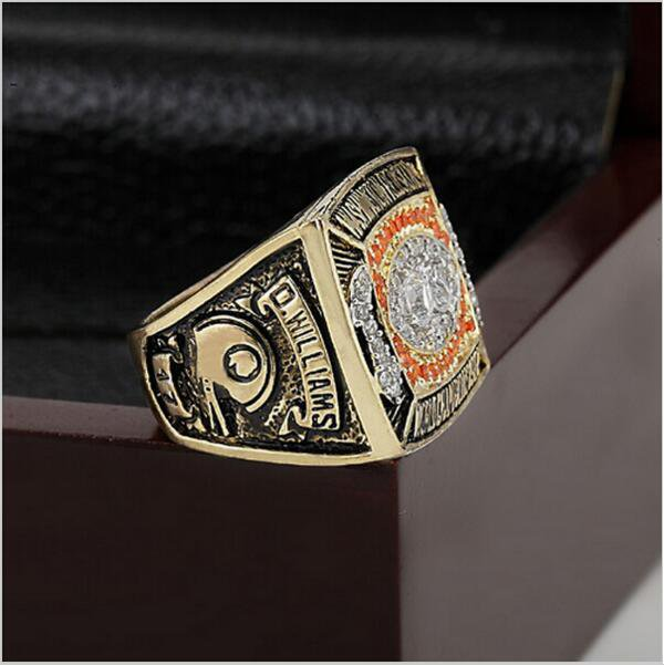 1987  Washington Redskins  Super Bowl  Championship Ring Size 10-13 With High Quality Wooden Box
