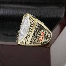 1989 San Francisco 49ers Super Bowl  Championship Ring Size 12 With High Quality Wooden Box