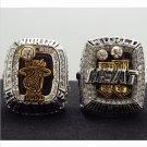 2012-2013 2PS Miami Heat Basketball Championship ring replica size 10 US VIP James