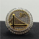 2014 to 2015, the golden state warriors basketball championship ring size 11