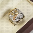 2015 Denver Broncos Super Bowl Championship Ring 10-13 Size  With High Quality Wooden Box
