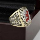 2000 NHL New Jersey Devils Stanley Cup Championship Ring Size 10-13 With High Quality Wooden Box