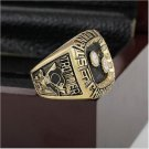 1992 NHL Pittsburgh Penguins Stanley Cup Championship Ring Size 10-13 With High Quality Wooden Box