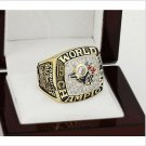 1993 Toronto Blue Jays MLB World Series Baseball Championship Ring Size 10-13 With Wooden Box