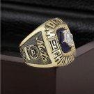 1986 NEW YORK METS MLB World Series Baseball Championship Ring Size 10-13 With Wooden Box