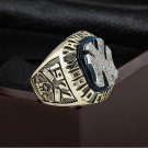1977 New York MLB World Series Baseball Championship Ring With High Quality Wooden Box