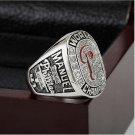 2008 Philadelphia Phillies World Series Baseball Championship Ring Size 10-13