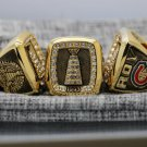 1993 Montreal Canadiens Hockey Stanely Cup Championship Ring 7-15 Size for ROY Copper