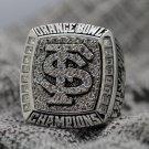 2013 Florida state Seminoles Orange Bowl Championship Copper Ring 8-14Size