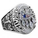 2014 New England Patriots NFL Super Bowl FOOTBALL Championship Ring 7-15 Size