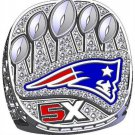 2017 New England Patriots NFL championship ring 8-14S for Tom Brady Pre-sale Order