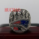 2016 2017 New England Patriots super bowl Championship Ring NFL ring 7 Size copper for Tom Brady