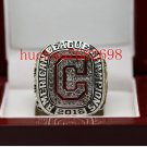 2016 Cleveland Indians American League Championship Ring 8 Size MILLER