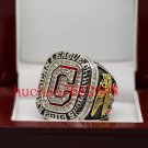 2016 Cleveland Indians American League MLB Championship Solid Copper Ring 12 Size