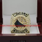 2017 Gold State Warriors National Basketball Championship Ring 13Size  CURRY