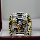 2017 Pittsburgh Penguins NHL Hockey Stanely Cup Championship rings 7-15 size