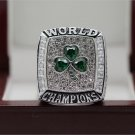 Copper Solid Engraved Inside 2008 Boston Celtics National Basketball Championship Ring 7-15 Size