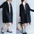 Women Fashion Loose Casual Coat