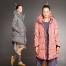 Women Winter Fashion Dot Coat