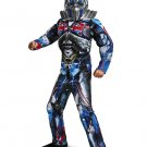 Size 7-8 TRANSFORMERS - OPTIMUS PRIME MUSCLE COSTUME FOR CHILDREN  SWWHC883129