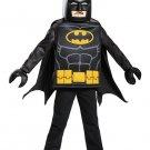 Size 4-6 CHILDREN'S LEGO BATMAN COSTUME  SWWHCDI23718