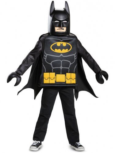 Size 4-6 CHILDREN'S LEGO BATMAN COSTUME  SWWHCDI23718