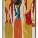 Wall Hanging 3 Ladies